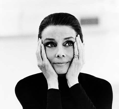 Audry Hepburn-Photo by Steven Meisel